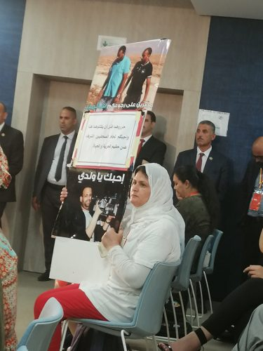 Mãe de jornalista tunisino desaparecido exige informação das autoridades
