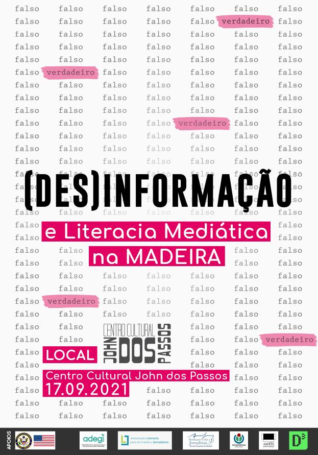 (Des)Informação e Literacia Mediática na Madeira